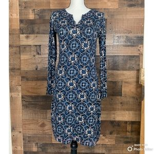 Hatley long sleeve dress sZ: XS